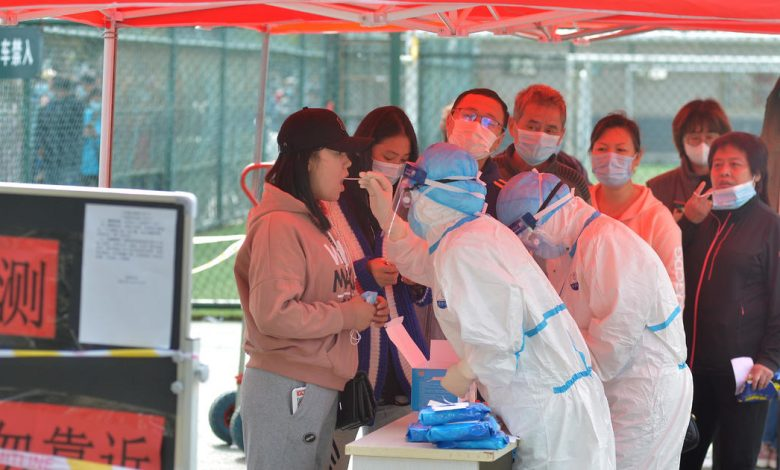 Coronavirus returns to China: The entire city of Qingdao is being tested after only 12 cases of coronavirus were detected