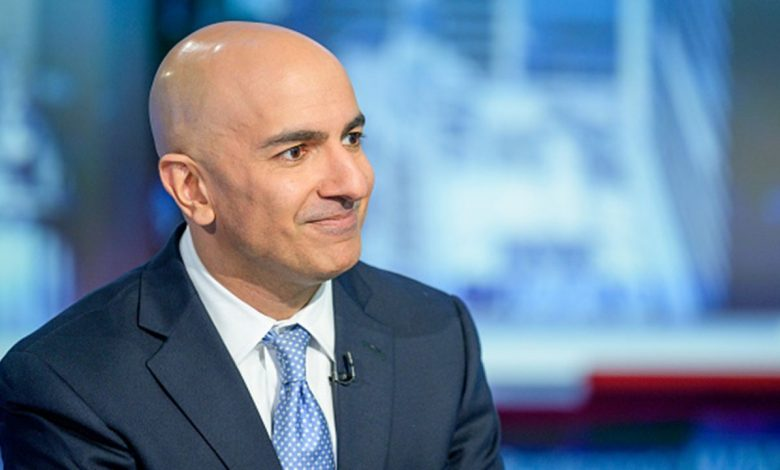 "Fed Kashkari says Congress needs to be ""aggressive"" in providing economic assistance to boost recovery"