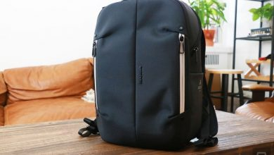 Photo of Google and Samsonite Smart Backpack is the best use of Jacquard