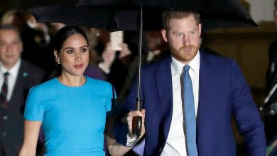 Photo of Harry and Meghan receive an apology after suing the paparazzi