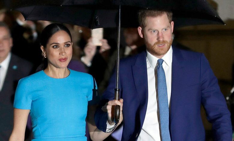 Harry and Meghan receive an apology after suing the paparazzi