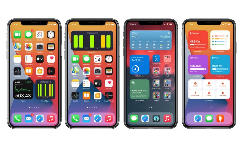 IOS 14 apps provide interface tools for the home screen and more