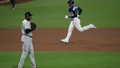 Photo of Late Homer ends the Yankees 'season in crushing ALDS' loss to Ray