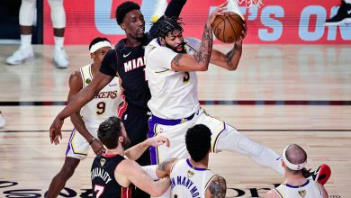 Photo of LeBron James 'Championship Formula: Lakers' throttle defense, and blast from his Hight past