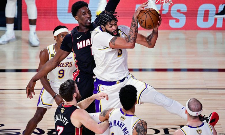 LeBron James 'Championship Formula: Lakers' throttle defense, and blast from his Hight past