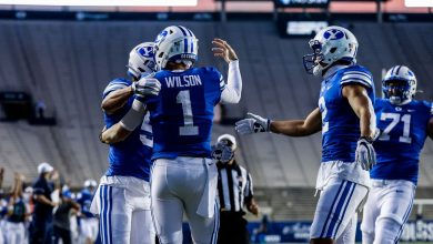 Photo of Live coverage: No. 22 BYU hosting Louisiana Tech football