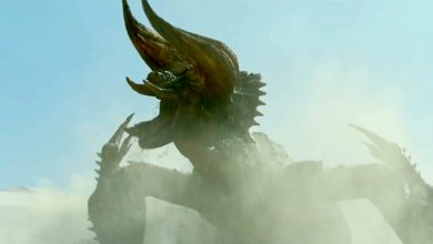 Photo of Monster Hunter: Milla Jovovich vs. Black Diablos teaser