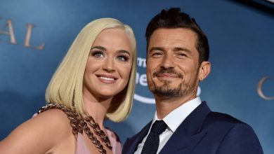 Photo of Orlando Bloom reveals what Katy Perry's daughter looks like
