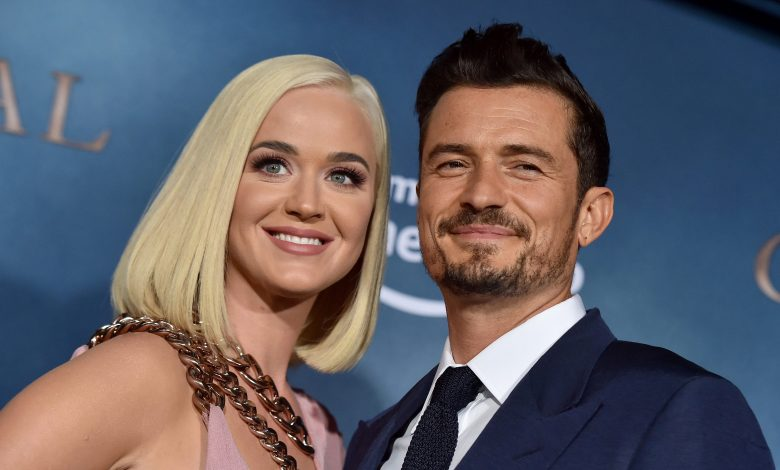 Orlando Bloom reveals what Katy Perry's daughter looks like