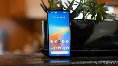 Photo of Pixel 4a October update fixes auto brightness and touchscreen