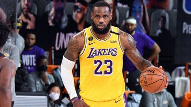 Photo of Preloaded text message from LeBron James setting the tone for the Los Angeles Lakers' Game 4 NBA Finals win