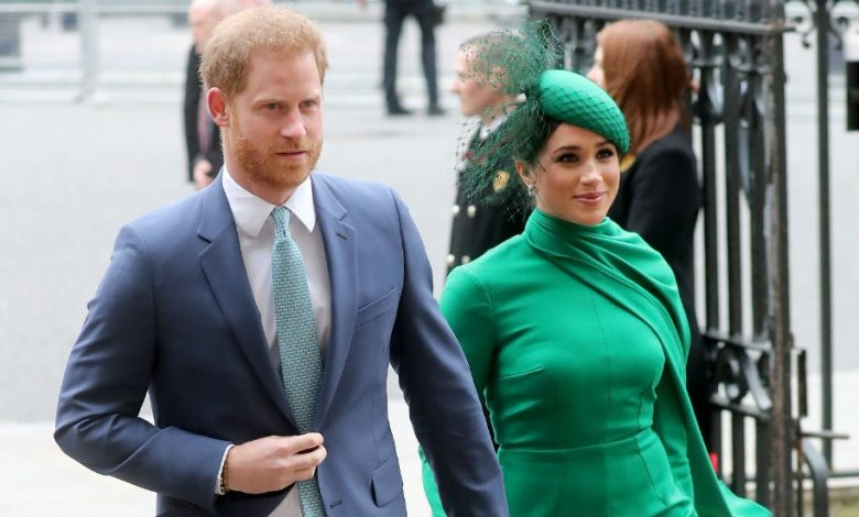Republican congressman for the Republican Party accuses Prince Harry Meghan Markle of interfering in the US elections