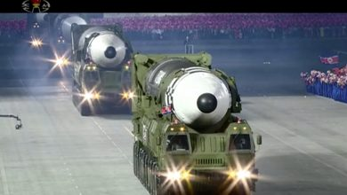 Photo of SKorea is concerned about the missile that has appeared at the North Korean military parade