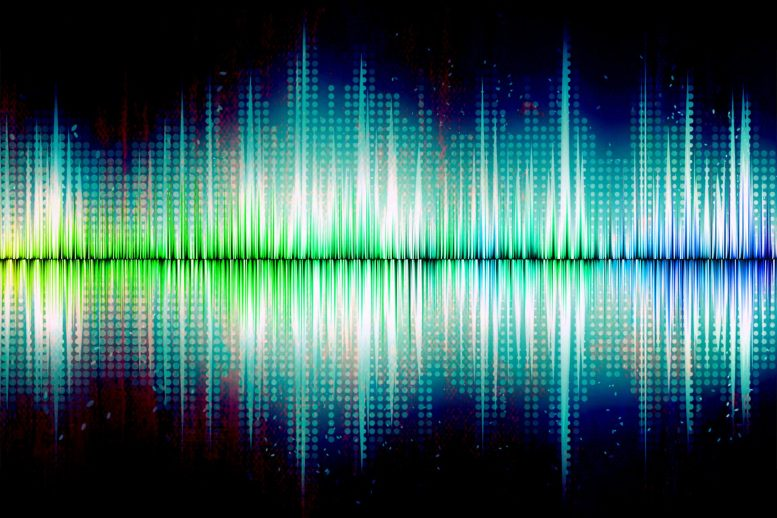 The concept of sound waves