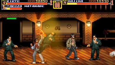 Photo of Sega offers four free PC games, including Yakuza beat em 'up demake