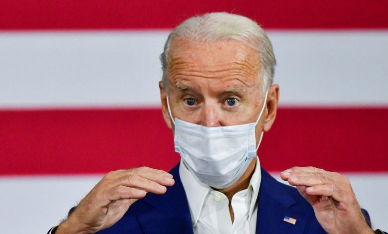 Stock market leaders seem more vulnerable to Biden's tax plan