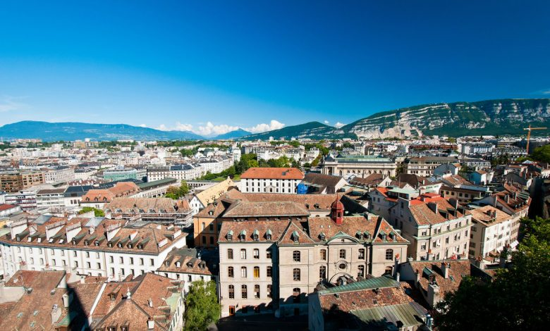 Swiss city has the highest minimum wage of over $ 4,000 per month