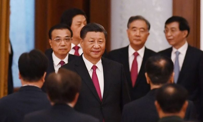 The Chinese president asks the troops to focus on preparations for war