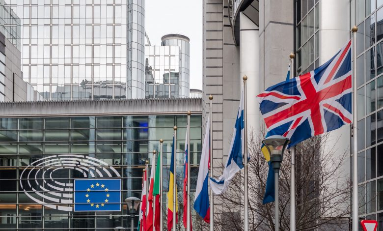The European Union begins legal action against the United Kingdom after it approves the controversial Brexit bill