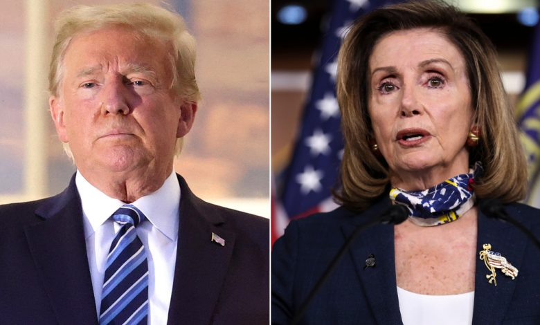 Trump's $ 1.8 trillion stimulus proposal faces opposition from Pelosi and the Republican Party in the Senate