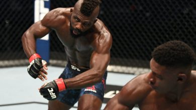 Photo of Video: Joaquin Buckley may have scored the greatest KO in UFC history