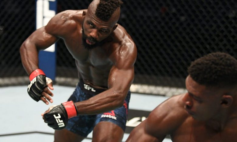Video: Joaquin Buckley may have scored the greatest KO in UFC history