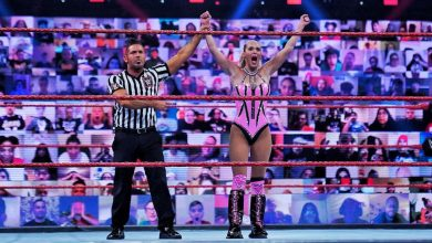 Photo of WWE Raw Scores, Summary, Scores: The # 1 Women's Title competition appears with the end of the WWE Draft