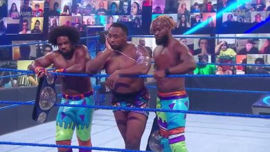 Photo of WWE SmackDown Scores, Summary, Scores: Bittersweet Night New Day Highlights First Night of WWE Draft