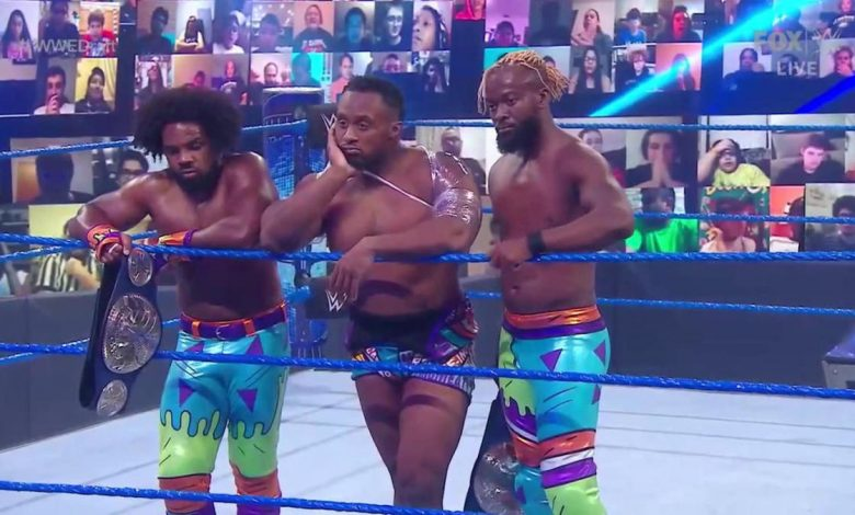 WWE SmackDown Scores, Summary, Scores: Bittersweet Night New Day Highlights First Night of WWE Draft
