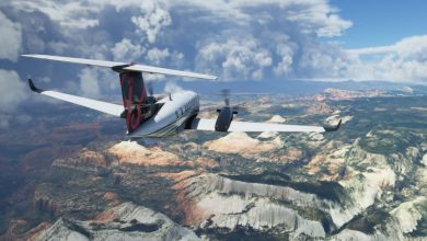 Photo of You can now register for the Microsoft Flight Simulator test in VR