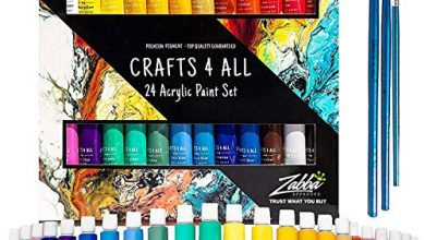 Photo of 30 Acrylic Paint Reviews With Well Researched Buying Guide
