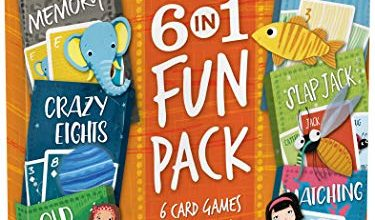 Photo of 30 Card Games For Kids Reviews With Well Researched Buying Guide
