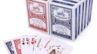 Photo of 30 Playing Cards Reviews With Well Researched Buying Guide