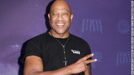 Tiny Lister attends Dear Frank movie premiere on August 10, 2019 in Los Angeles, California.
