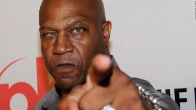 Photo of Actor Thomas 'Tiny' Lister Jr. Dies  About 62 years old