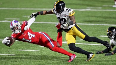 Photo of Sunday Night Football: Stefon Diggs Goes To 130, Biles Defeats The Steelers 26-15