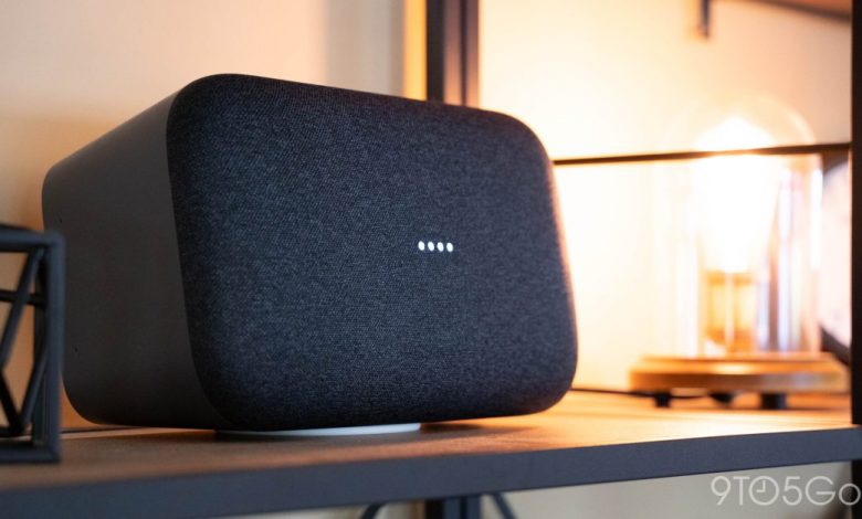 Google Home Max is officially discontinued and is out of stock