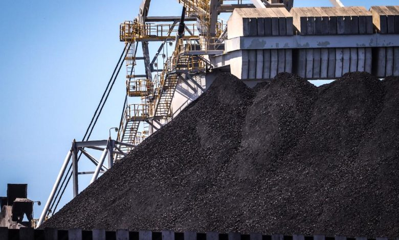 "Australia is ""deeply disturbed"" by reports of Chinese restrictions on its coal"
