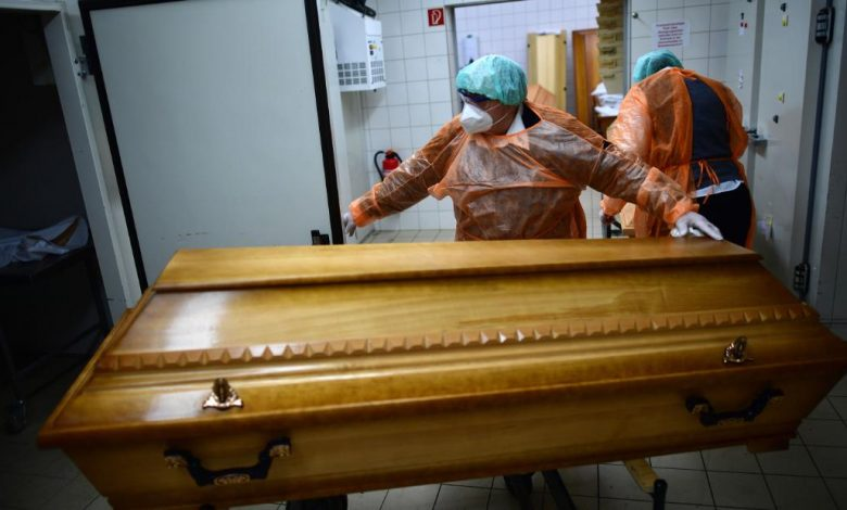 Germany enters lockdown after breaking record for Covid deaths