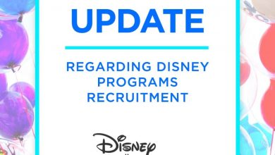 Photo of The Disney College Program releases an employment update at Walt Disney World and Disneyland Resort