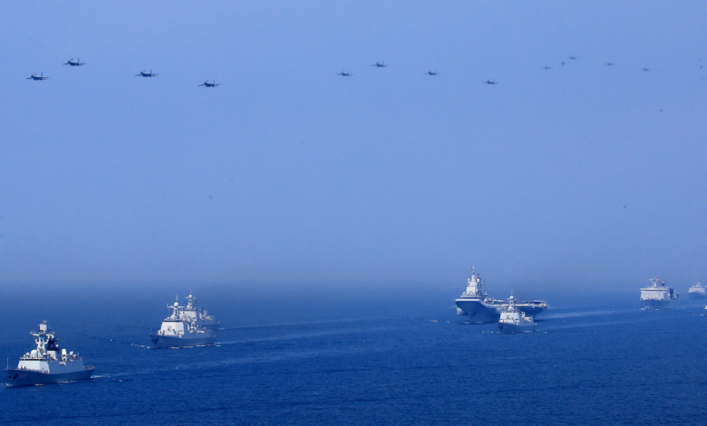 Where the United States and China could collide in the South China Sea