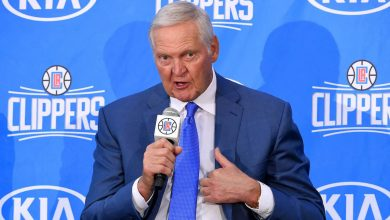 Photo of The NBA investigated with the Clippers amid allegations that Jerry West offered $ 2.5 million to a friend of Kawhi Leonard, in the report.