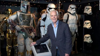 Photo of Star Wars star Jeremy Polloch who played Bubba Fett has passed away at the age of 75