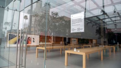 Photo of Apple is closing all of its California stores as coronavirus cases rise