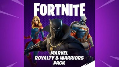 Photo of Fortnite Marvel Royalty & Warriors Pack – Black Panther, Captain America, Taskmaster Fortnite Skins Release Date, Price
