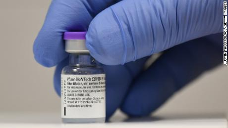 Here's what we know about the Pfizer vaccine - including who can get it first