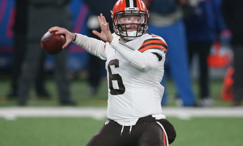 Sunday Night Football: Baker Mayfield's big night leads to Brown's 20-6 win