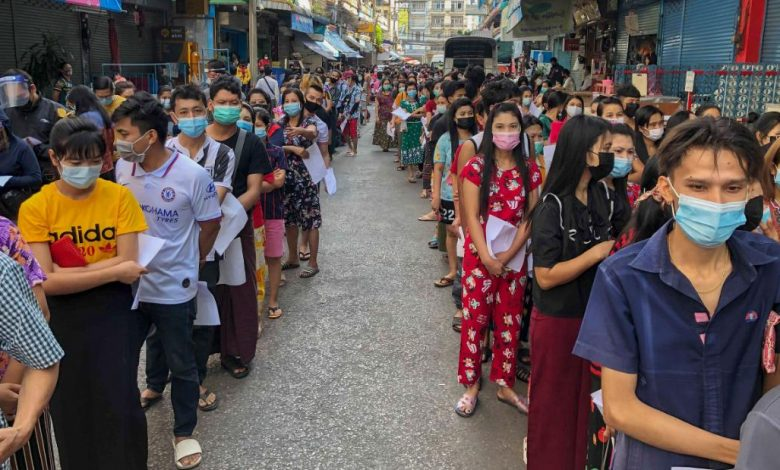 Thailand's COVID-19 outbreak in Samut Sakhon province is prompting authorities to test thousands
