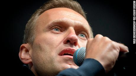 Kudryavtsev said Navalny, who was here at a demonstration in Moscow in 2019, was extremely careful during his travels.