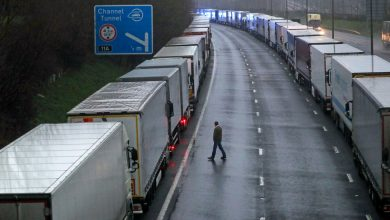Photo of Stocks tumble as virus disrupts travel and trade between the UK and Europe: Live updates